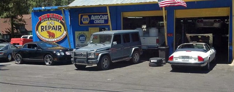 Foto von Big Bear Auto Repair and Tire sales
