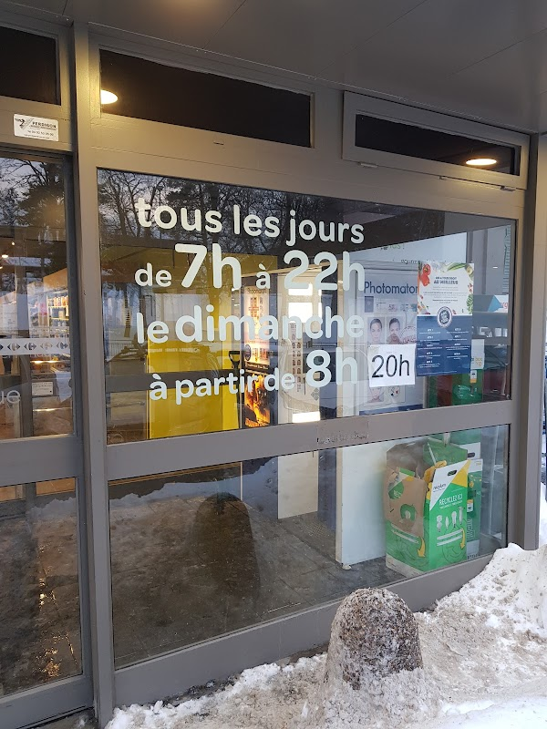 Foto von Carrefour City Briancon